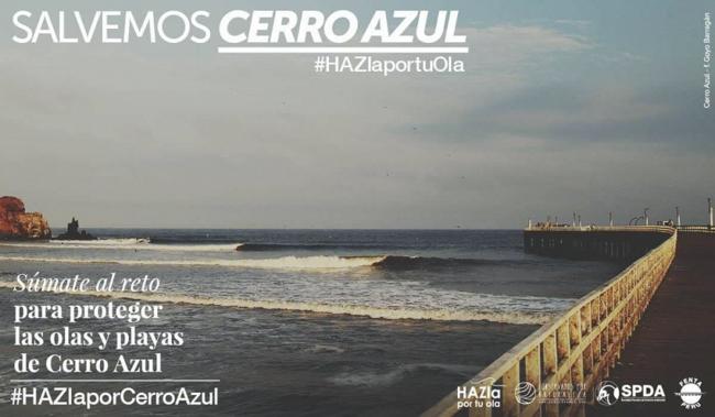 Esto debemos hacer para evitar la muerte del balneario de Cerro Azul