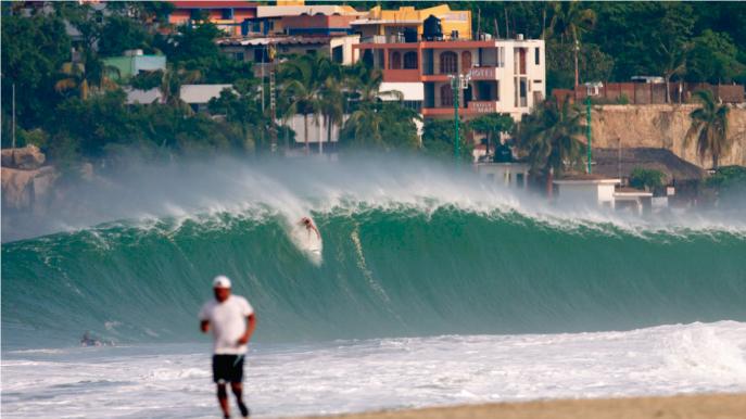 Masacre en Puerto Escondido: acribillan a 8 personas dentro de una casa