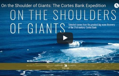On the Shoulder of Giants, una expedición al Banco de Cortés