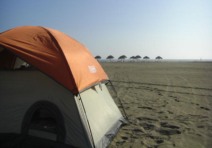 5 consejos para acampar sin dañar el medio ambiente