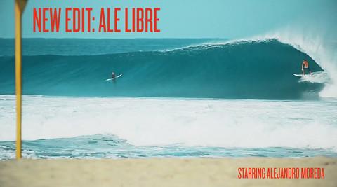 Ale Libre, la última edición de nuestro hermano el puertorriqueño Alejandro Moreda