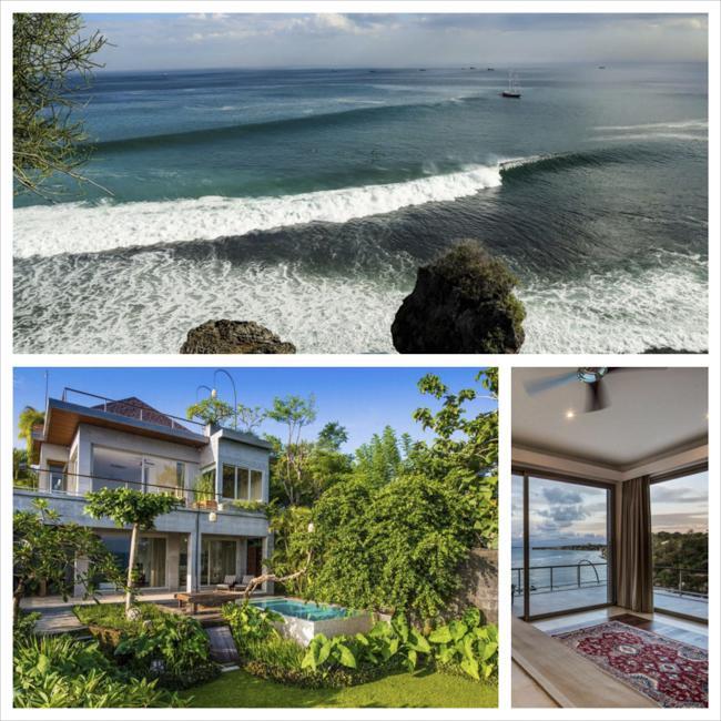 La casa con la que sueña todo surfer