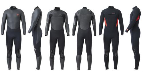 El invierno está llegando, Ya sabes qué wetsuit usarás?