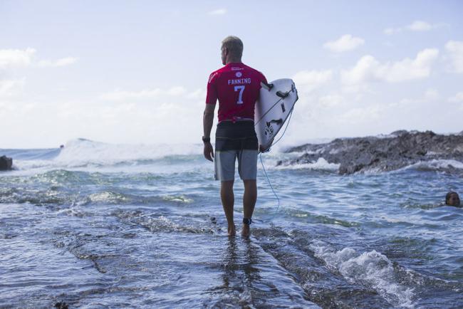 Mick Fanning confirma su regreso para Fiji y Jeffreys Bay