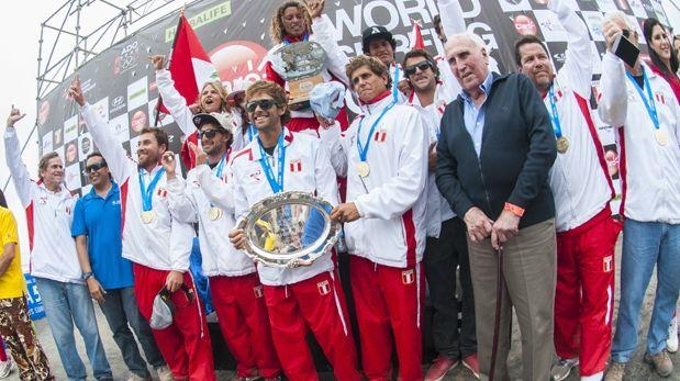 Perú considerado como una de las 10 potencias que estarán en el Mundial ISA de Costa Rica