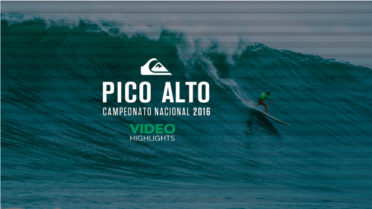 Highlights PICO ALTO QUIKSILVER 2016
