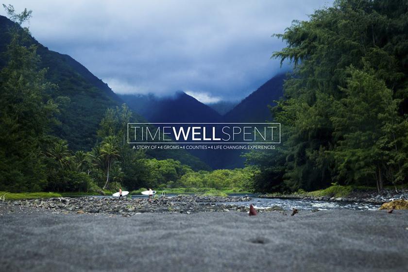 El joven surfer peruano Yeferson Bellido nos cuenta acerca del documental que protagoniza, Time Well Spent
