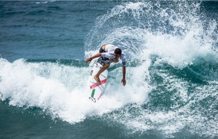 Mañana empieza el Praia do Forte Pro 2016 y estas son las series de los peruanos en competencia