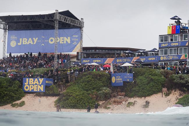 Calentando motores para el J-Bay Open