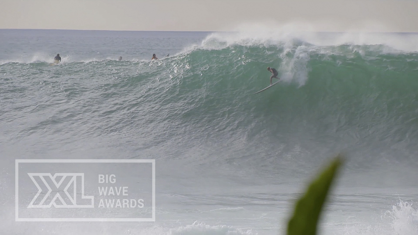 Los nominados al XXL Ride Of The Year de la WSL aqui