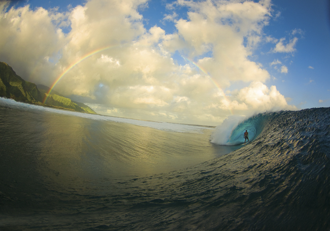 Dentro de la mente de uno de los mejores fotógrafos de surf contemporáneos, Zak Noyle