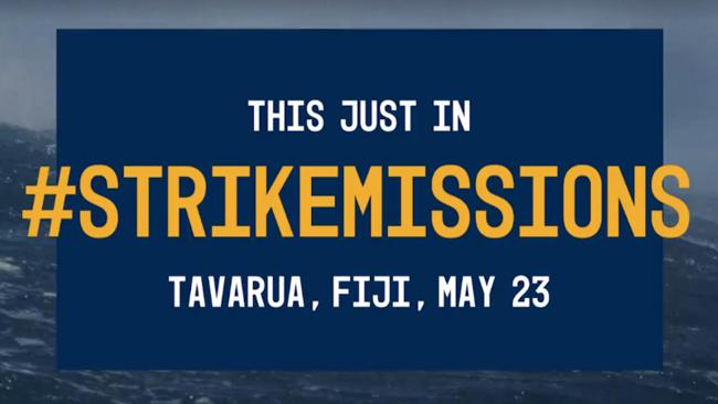 Todos los clips de la WSL Big Strike Mission en Fiji juntos para ti.