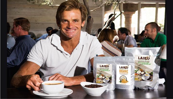 Café peruano el secreto mejor guardado del mostro Laird Hamilton