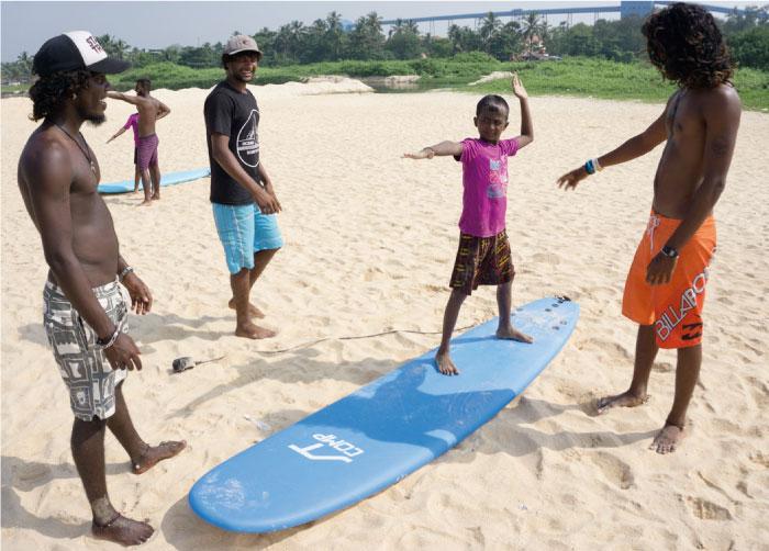 La ISA continúa el empuje del desarrollo del surfing a nivel mundial con más de 1.500 instructores certificados