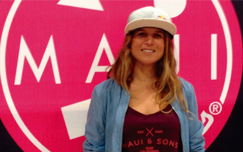 Sofía Mulanovich vuelve a las competencias internacionales