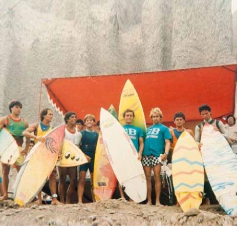 El fenómeno de la moda surfer en el Perú