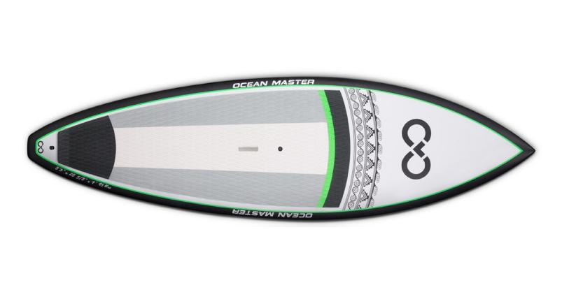 Machapu Full Carbon, de Ocean Master