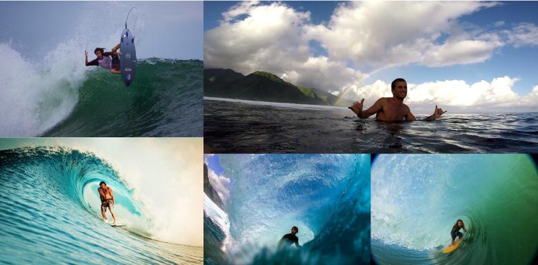 5 free surfers para seguir en Instagram