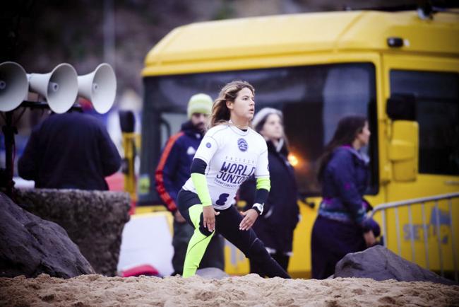 Melanie Giunta se prepara para viajar a México y El Salvador para dos fechas más de Clasificación mundial