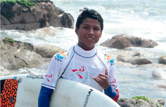 Joven promesa del surfing peruano sufre asalto y es herido de bala