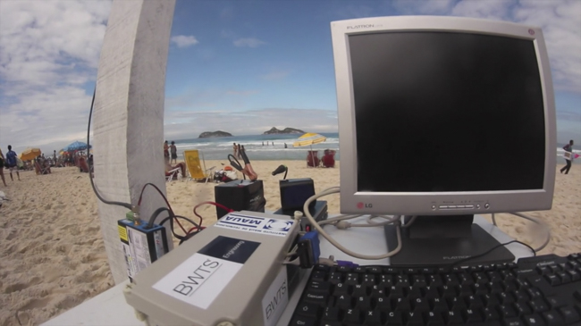 Tecnología que solo se usa para la Fórmula 1 ahora servirá para el surf