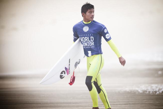 Juninho Urcia continúa en la lucha por colocarse dentro del Top 100 de clasificación mundial