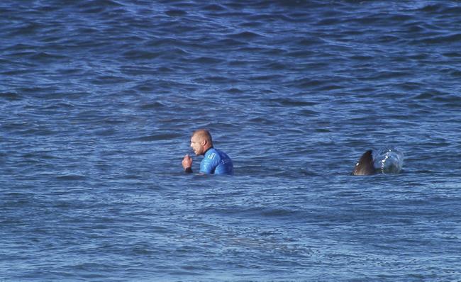Esta es la boya anti tiburones que se usará en la sexta fecha del Tour en Jeffreys Bay