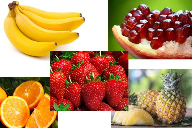 5 frutas para combatir el invierno y no sufras en el line up