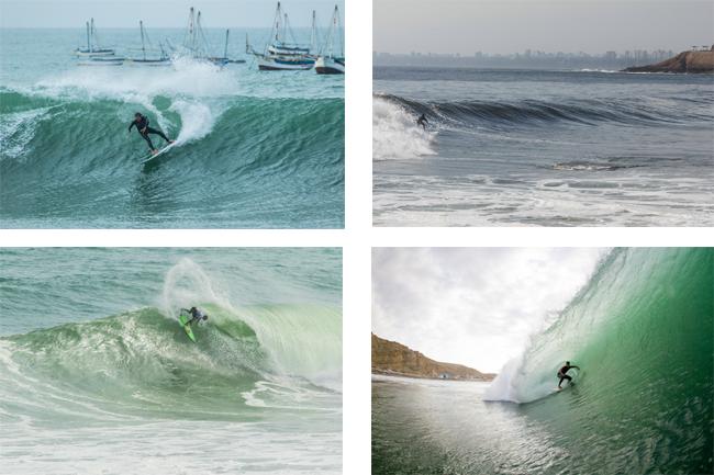 Por qué surfear olas más pesadas mejora tu surfing?